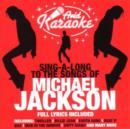 Sing-a-long to the Songs of Michael Jackson - CD