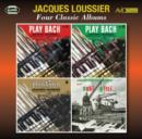 Four Classic Albums: Play Bach Nos. 1, 2 & 3/Jacques Loussier Joue Kurt Weill - CD