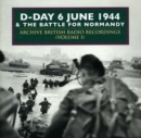 D-day and the Battle of Normandy June 1944 - Vol. 1 - CD