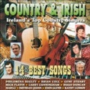 Country and Irish - Ireland's Top Country Singers - CD