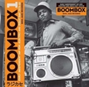 Boombox: Early Independent Hip Hop, Electro and Disco Rap 1979-82 - CD