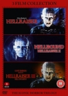 Hellraiser Trilogy - DVD