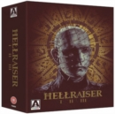 Hellraiser Trilogy - Blu-ray