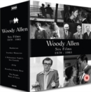 Woody Allen: Six Films - 1979-1985 - Blu-ray