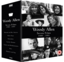 Woody Allen: Seven Films - 1986-1991 - Blu-ray