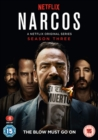 Narcos: The Complete Season Three - DVD