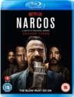 Narcos: The Complete Season Three - Blu-ray