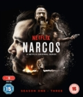 Narcos: The Complete Seasons 1-3 - Blu-ray
