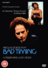 Bad Timing - DVD