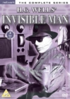 The Invisible Man: The Complete Series - DVD