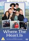 Where the Heart Is: The Complete Third Series - DVD