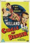 Circle of Danger - DVD