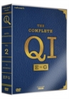 QI: Series E-G - DVD