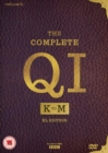 QI: The Complete K to M - DVD