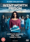 Wentworth Prison: Complete Seasons One, Two, Three & Four - DVD