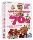 British Film Comedy: The Saucy 70s - DVD