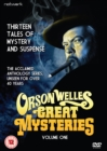 Orson Welles' Great Mysteries: Volume 1 - DVD