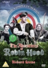 The Adventures of Robin Hood: The Complete Series - DVD