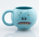 Mr Meeseeks 3D Mug - Book