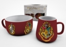 HP - Crests (Curved Mug  Bowl) - Book
