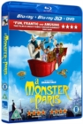A   Monster in Paris - Blu-ray