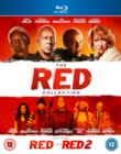 Red/Red 2 - Blu-ray