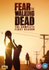 Fear the Walking Dead: The Complete First Season - DVD