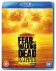 Fear the Walking Dead: The Complete Second Season - Blu-ray
