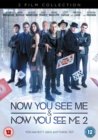 Now You See Me/Now You See Me 2 - DVD