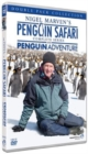 Nigel Marven's Penguin Safari: The Complete Series and Penguin... - DVD