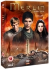 Merlin: Series 4 - Volume 1 - DVD