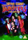 Here Come the Munsters - DVD