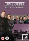 Law and Order - Special Victims Unit: Season 12 - DVD