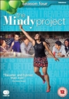 The Mindy Project: Season 4 - DVD