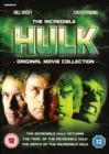 The Incredible Hulk: Original Movie Collection - DVD