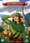 Storybook Classics: The Adventures of Robin Hood - DVD
