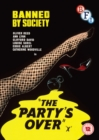 The Party's Over - DVD