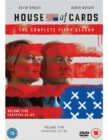 House of Cards: The Complete Fifth Season - DVD