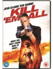 Kill 'Em All - DVD