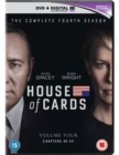 House of Cards: The Complete Fourth Season - DVD