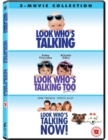 Look Who's Talking/Look Who's Talking Too/Look Who's Talking Now! - DVD
