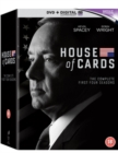 House of Cards: Seasons 1-4 - DVD