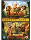 Jumanji - Welcome to the Jungle/Jumanji - The Next Level - DVD