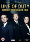 Line of Duty: Complete Series One to Four - DVD