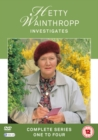 Hetty Wainthropp Investigates: Complete Series One to Four - DVD