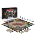 Assassins Creed Monopoly Board Game - Book