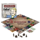 Fallout Monopoly Board Game - Book