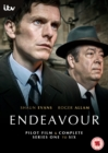Endeavour: Complete Series One to Six - DVD