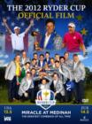 Ryder Cup: 2012 - Official Film - 39th Ryder Cup - DVD