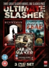 Ultimate Slasher Movie Collection - DVD